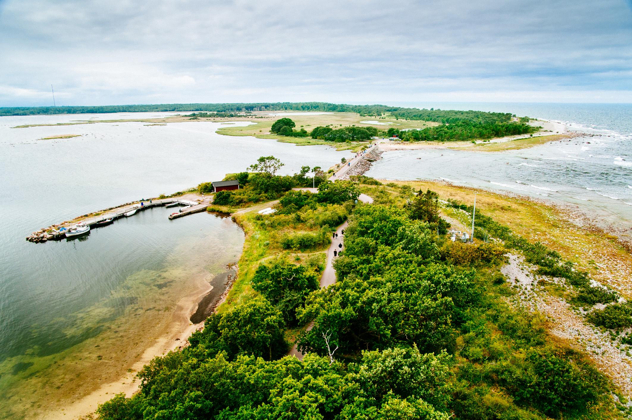 Handelsgårdar på Öland